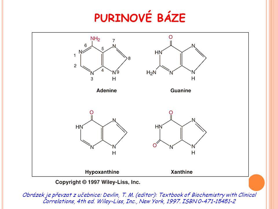 """N UKLEOTIDY V METABOLISMU 1) energetický metabolismus ATP - hlavní biologický přenašeč volné energie – """"energetická konzerva (30 kJ/mol / odštěpení fosfátu)  fosfotransferasové reakce (kinasy)  svalová kontrakce, aktivní transport 2) monomerní jednotky RNA a DNA  substráty pro syntézu: nukleosidtrifosfáty"""