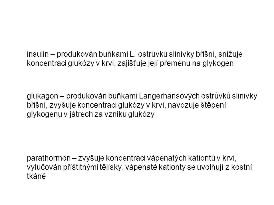 c) peptidová antibiotika – např.