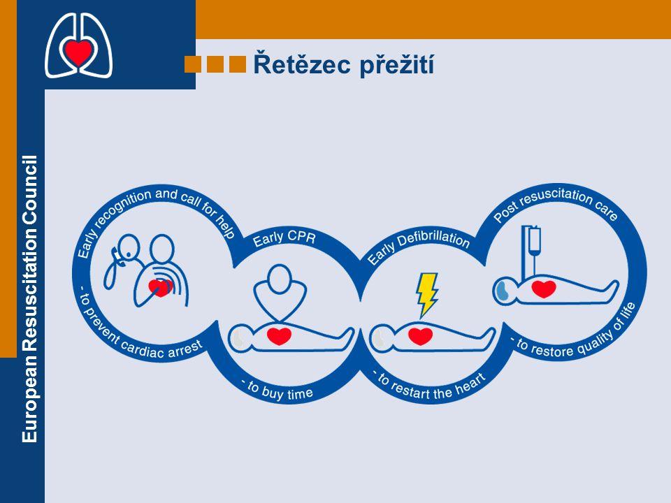 European Resuscitation Council Řetězec přežití