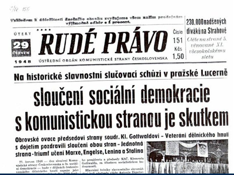 Ústava z roku 1948 Ústavní zákon č.