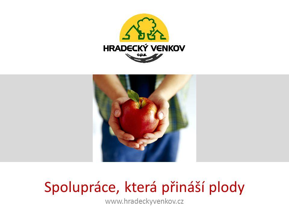 Spolupráce, která přináší plody www.hradeckyvenkov.cz