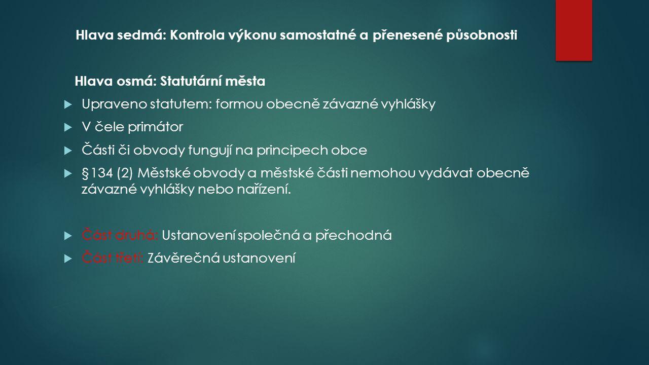 Zákon o krajích č.129/2000 Sb.