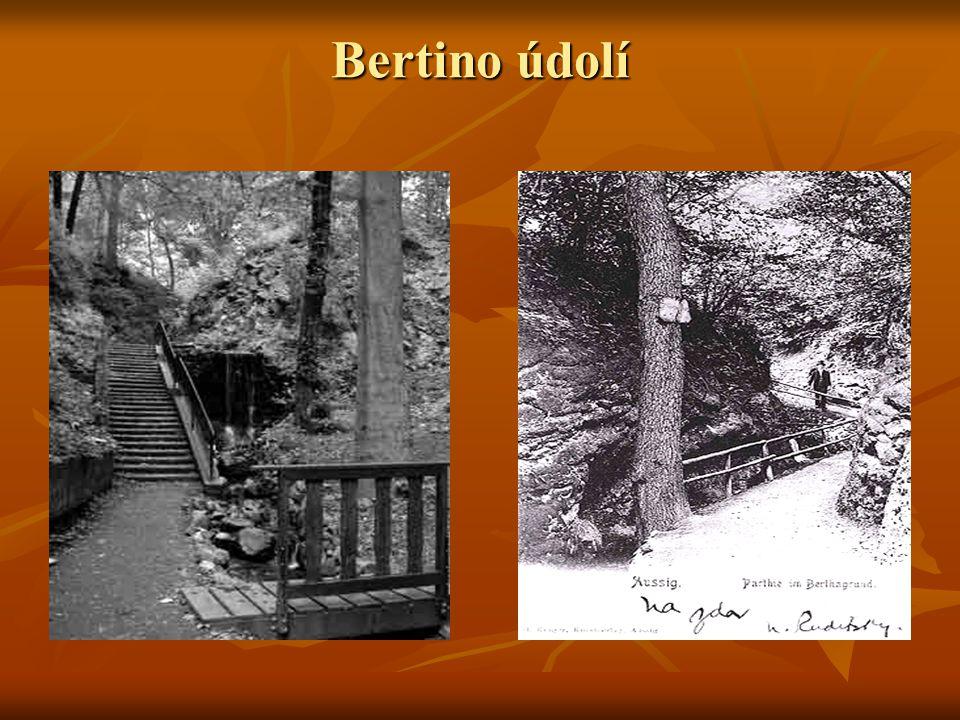 Bertino údolí