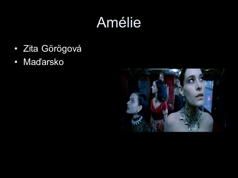 Amélie Zita Görögová Maďarsko