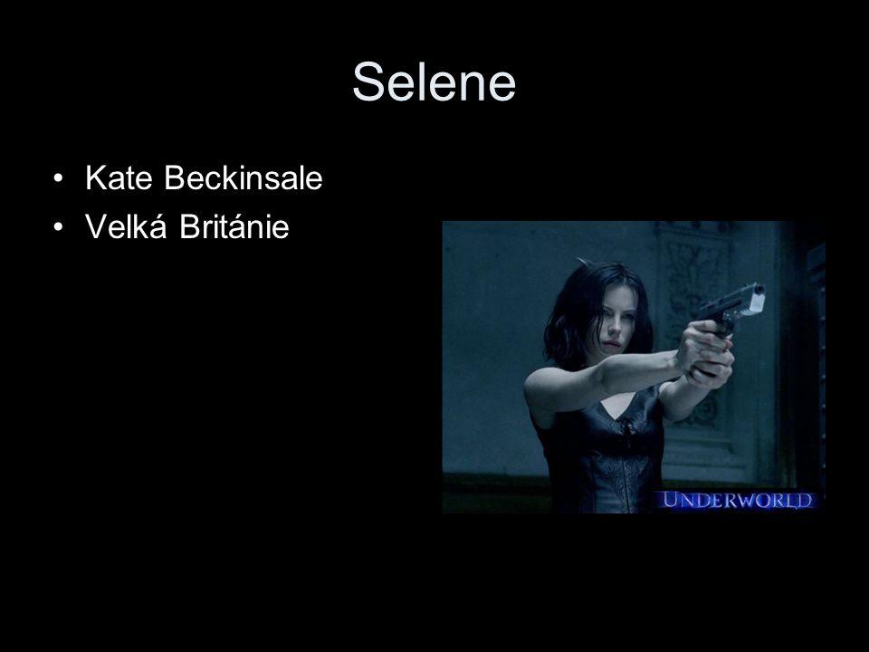 Selene Kate Beckinsale Velká Británie