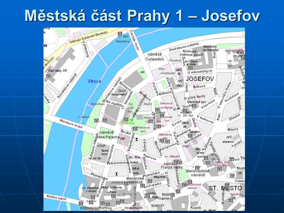 Městská část Prahy 1 – Josefov
