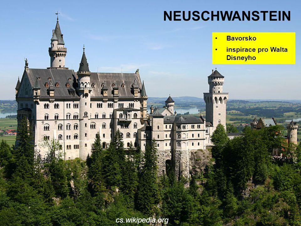 HOHENSCHWANGAU Bavorsko, nedaleko zámku Neunschweinstein commons.wikimedia.org
