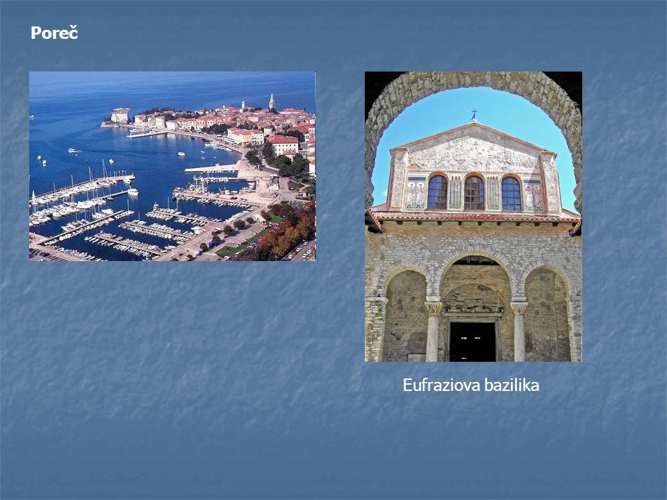 Poreč Eufraziova bazilika