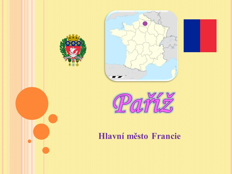 Hlavní město Francie