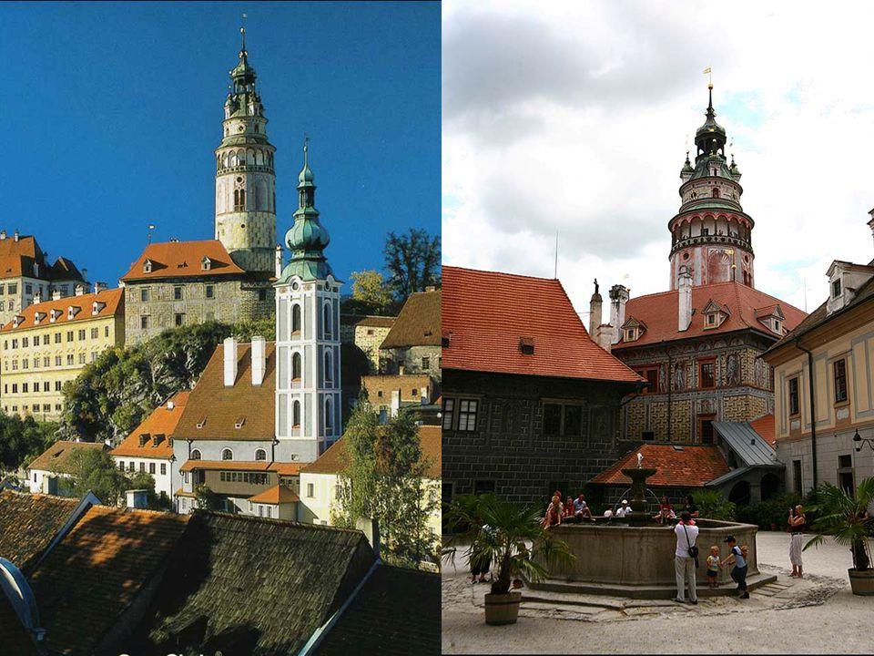 Historické jádro Českého Krumlova je příkladem středověkého sídla, jehož architektonické dědictví zůstalo netknuté téměř pět století.