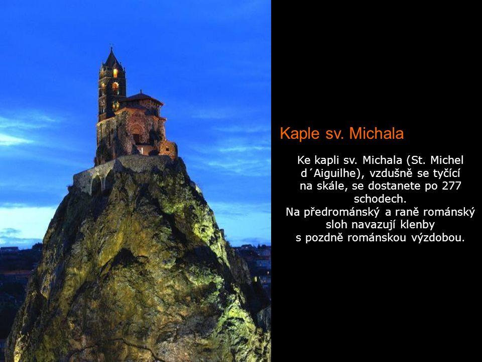 Kaple sv.Michala Ke kapli sv. Michala (St.