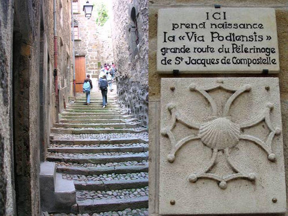 Pouť do Santiaga byla vyhlášena za Světové kulturní dědictví UNESCO a Radou Evropy za kulturní památku. Pouť z Le Puy, známá též jako Vía Podense, Pod