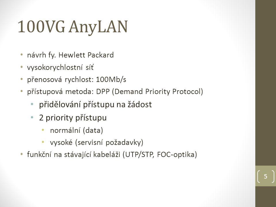 5 100VG AnyLAN návrh fy.
