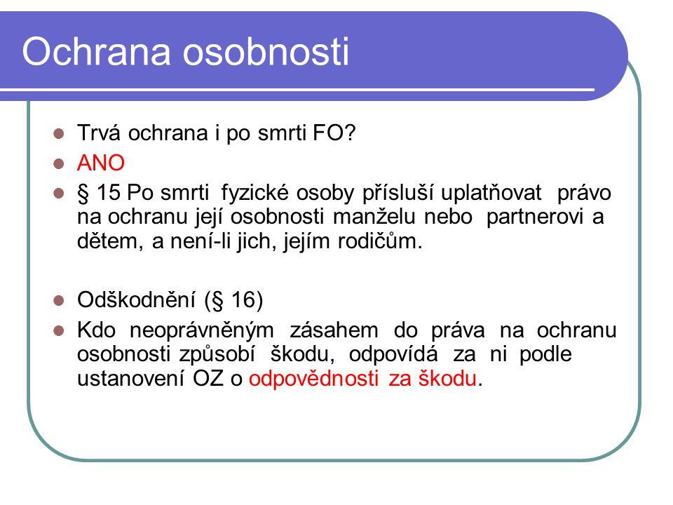 47 Ochrana osobních údajů (6) Kontrolní protokol obsahuje...