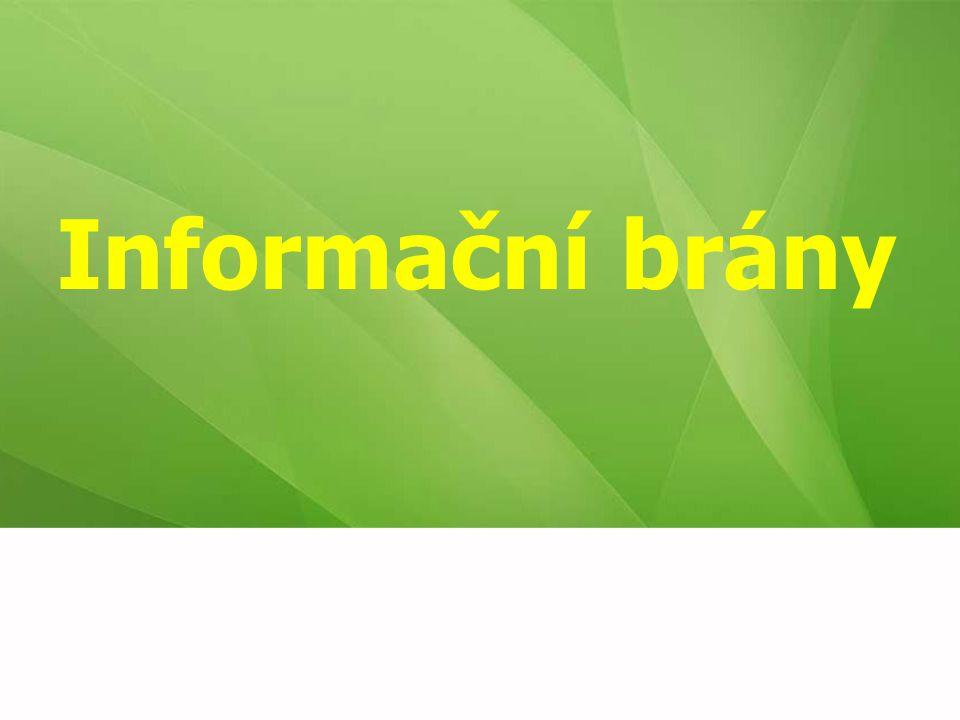 Informační brány