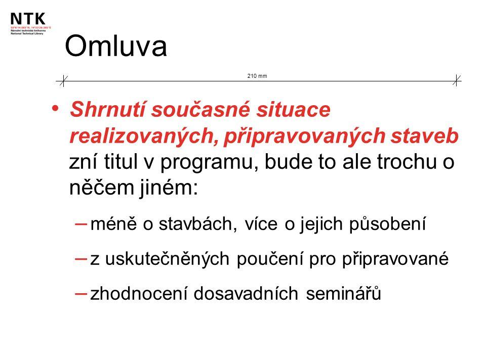 Přehled Úvod Rekapitulace seminářů Anketa Pět podmínek Dotazník Závěr 210 mm