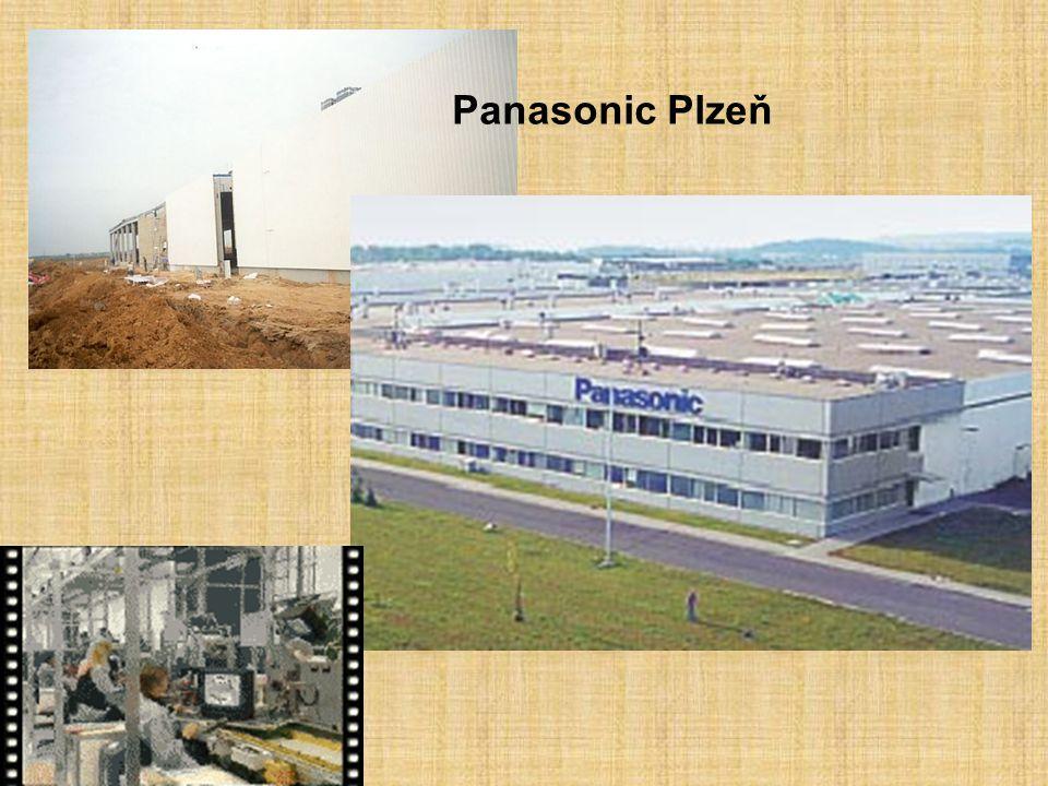 Panasonic Plzeň