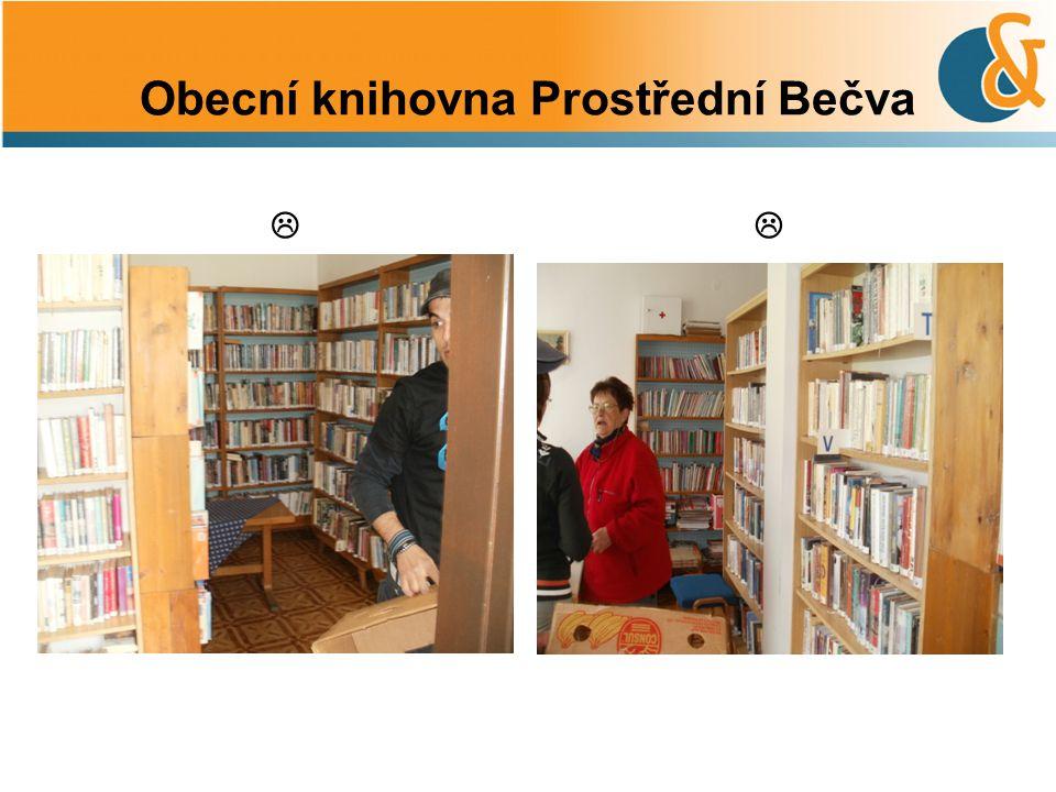 Obecní knihovna Prostřední Bečva 