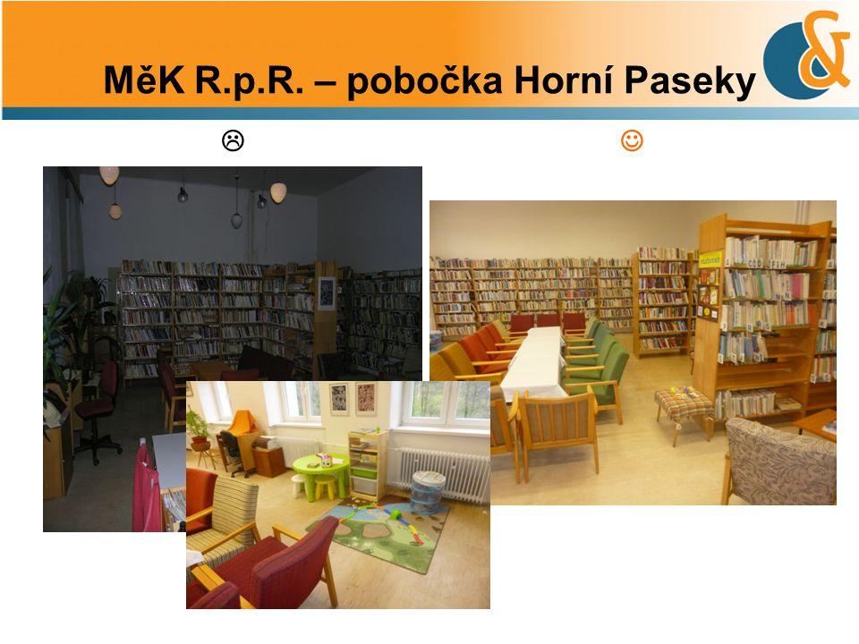 MěK R.p.R. – pobočka Horní Paseky 