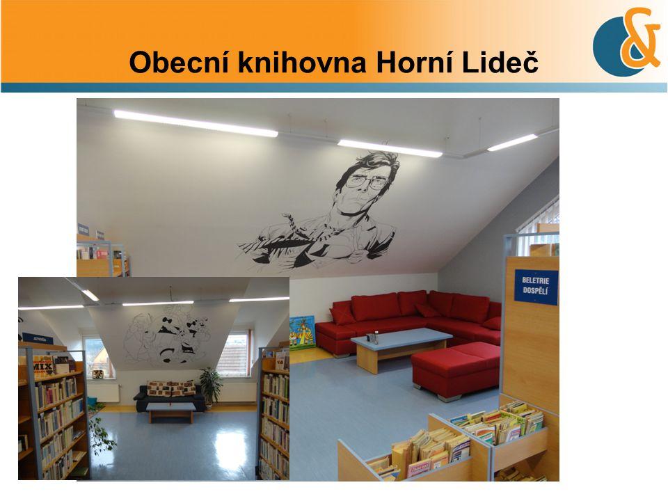 Obecní knihovna Horní Lideč