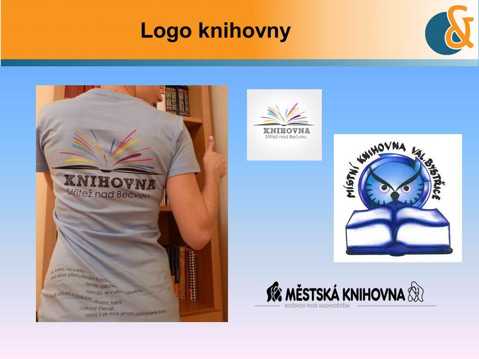 Logo knihovny