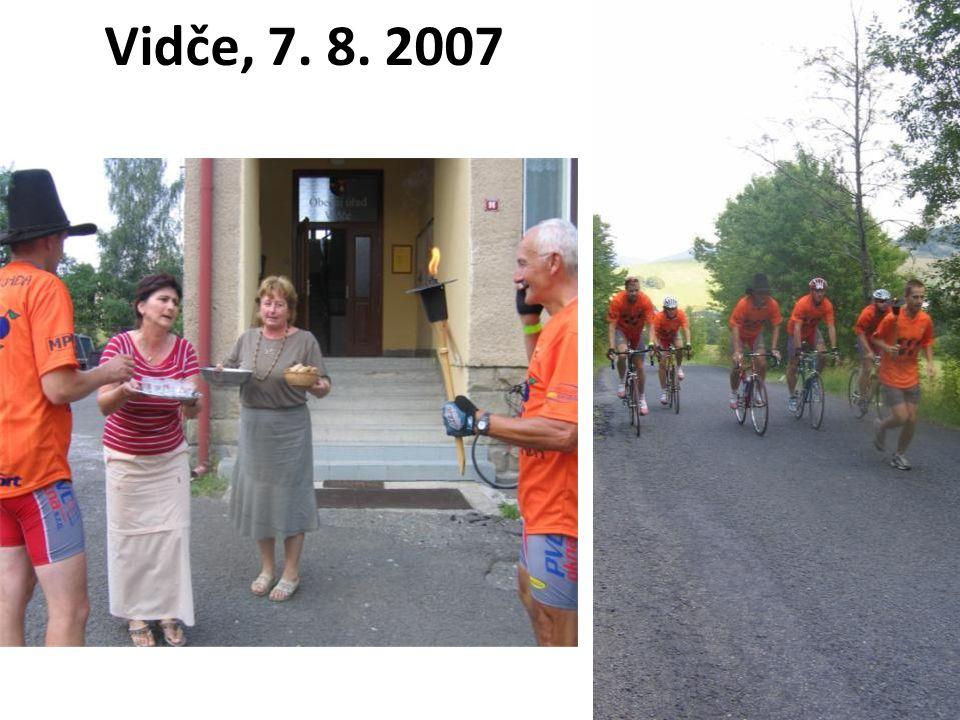 Vidče, 7. 8. 2007