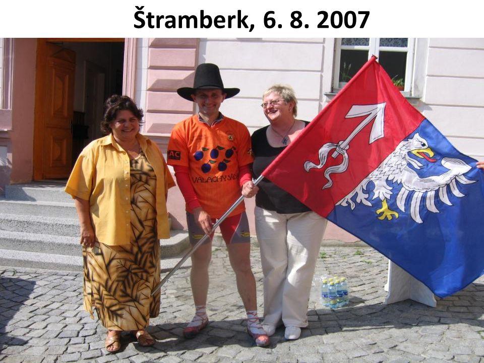 Štramberk, 6. 8. 2007