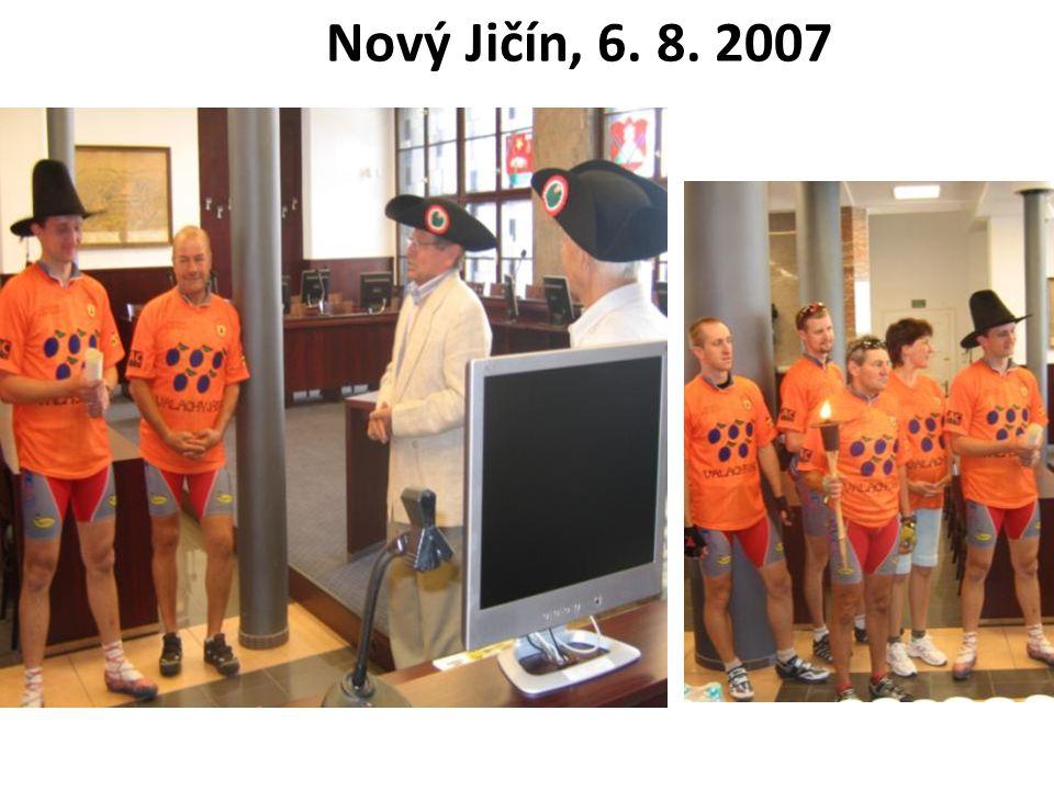 Nový Jičín, 6. 8. 2007