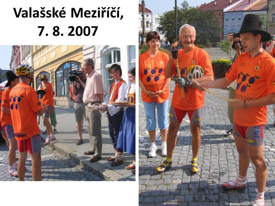 Valašské Meziříčí, 7. 8. 2007