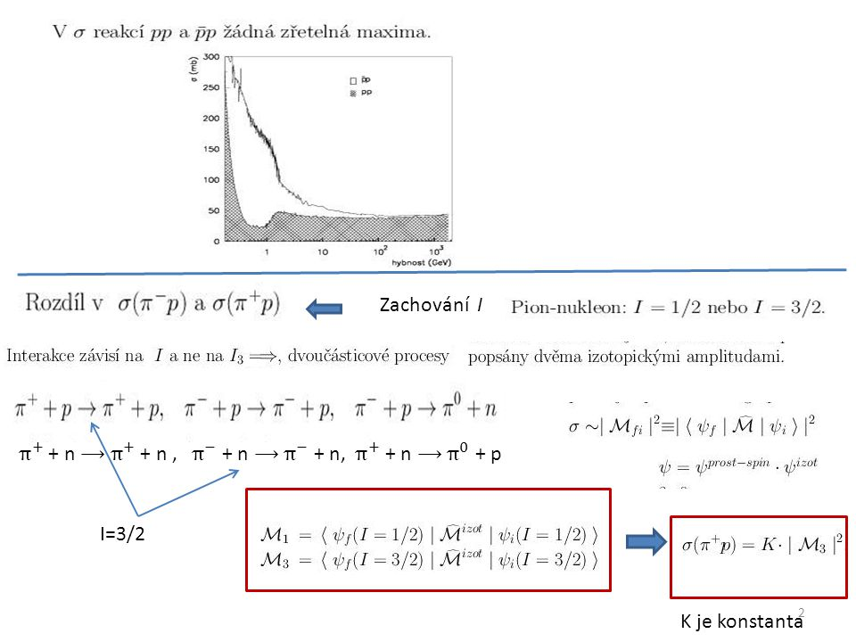 23 Experiment: Parita G = 1