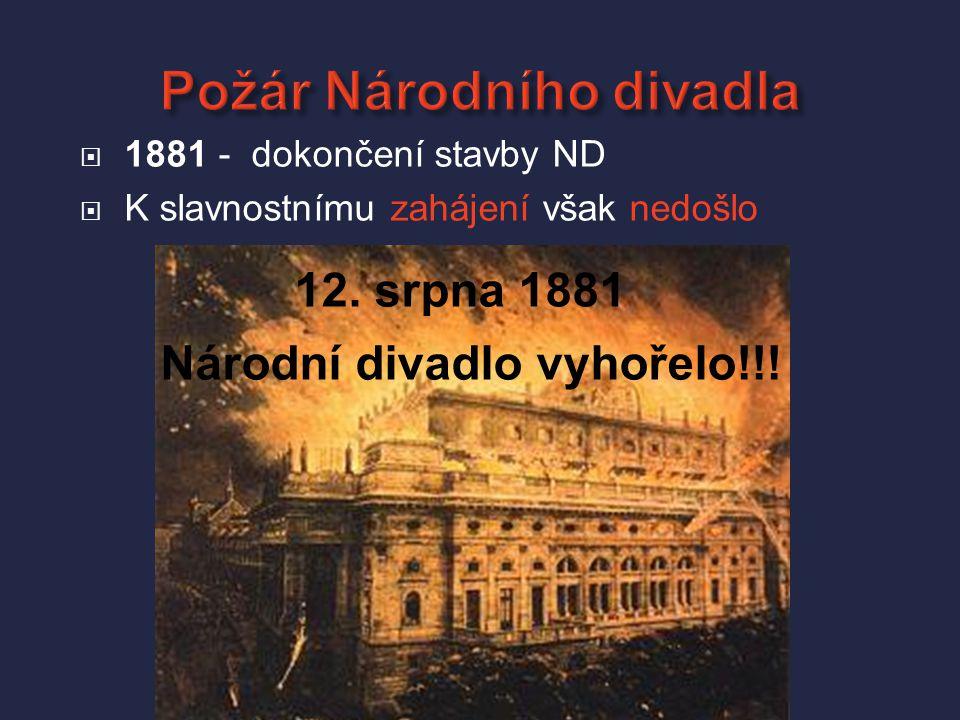 Slavnostní položení základního kamene Národního divadla, 16. května 1868