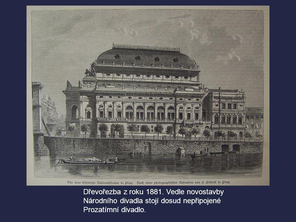  18. listopadu 1883 – zazněly slavnostní fanfáry Smetanovy Libuše (právě je slyšíte)  které otevřely brány divadla, jehož vznik nemá ve světě obdoby
