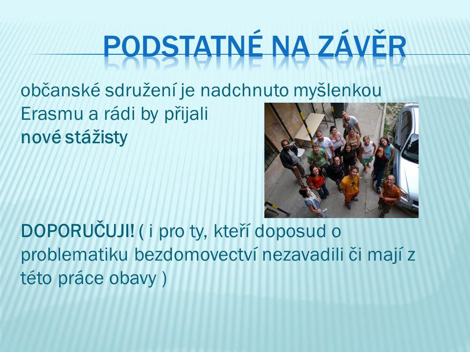 Občanské sdružení Proti Prúdu Karpatská 10 811 05 Bratislava www.notabene.sk Kontaktní osoba: Peter Kadlečík, peterkadlecik@notabene.sk +421 907 336 652 Autor prezentace: Markéta Kolářová, s06062