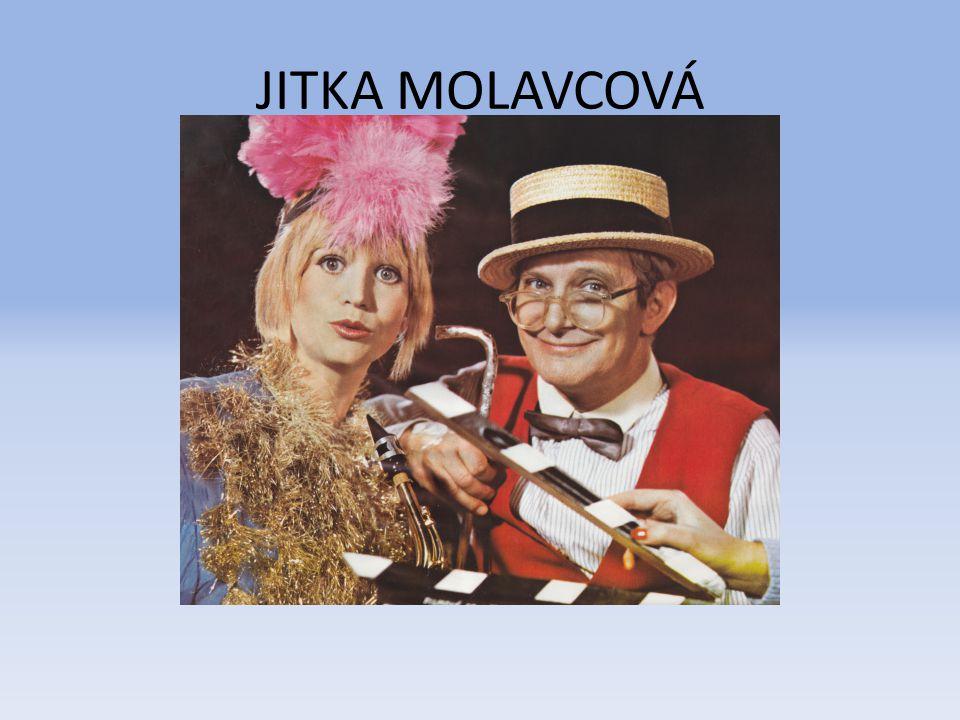 JITKA MOLAVCOVÁ