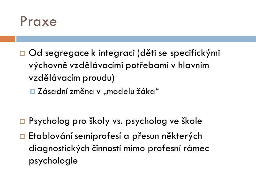 Diagnostika jako systematická činnost  Čtyři základní otázky (Gavora, 2011)  Proč.