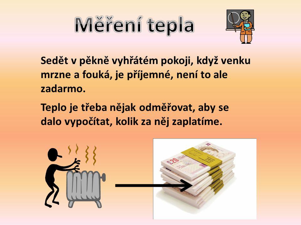 Vnitřní energie tělesa se může měnit buď tepelnou výměnou, nebo prací.