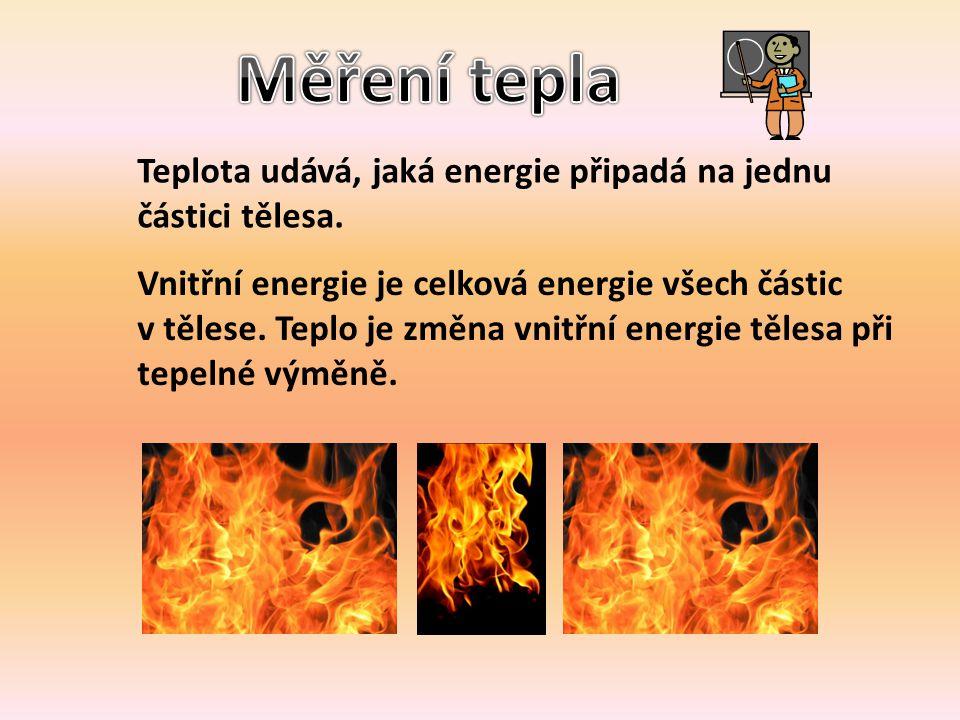 Příklad: Kolik tepla je třeba na ohřátí vody ve 220 litrovém bojleru z 10 ˚C na 85 ˚C .