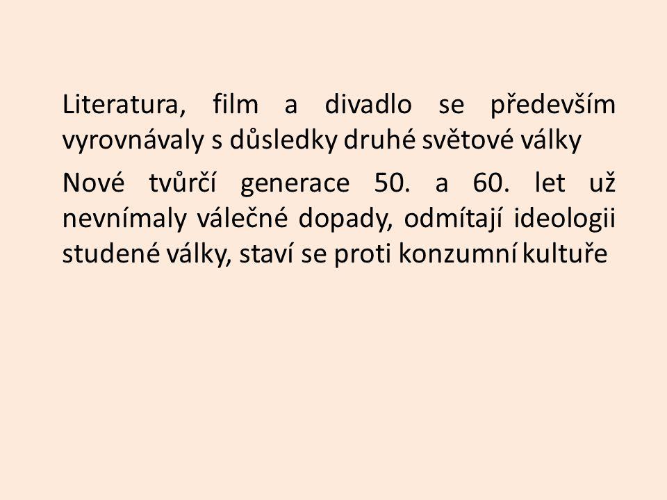 Populární hudba Tzv.pop – music 50.