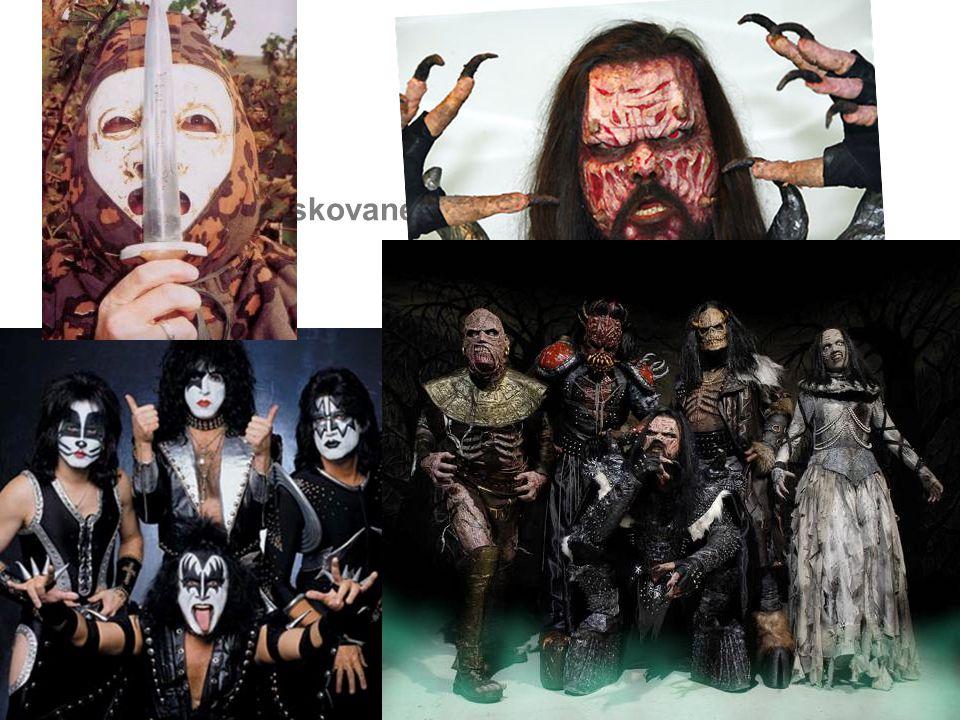 Maskované známé osobnosti