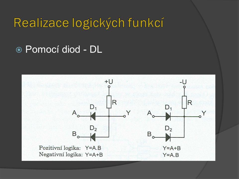  Pomocí diod - DL