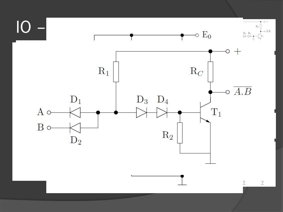 IO – technologie  Výroba: Hybridní Monolitické: ○ Bipolární: DTL TTL ECL ○ Unipolární: CMOS MOSFET s obohacováním kanálu