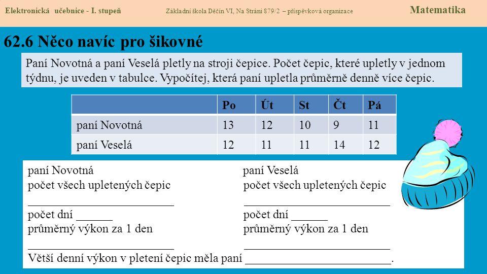 62.7 CLIL Elektronická učebnice - I.