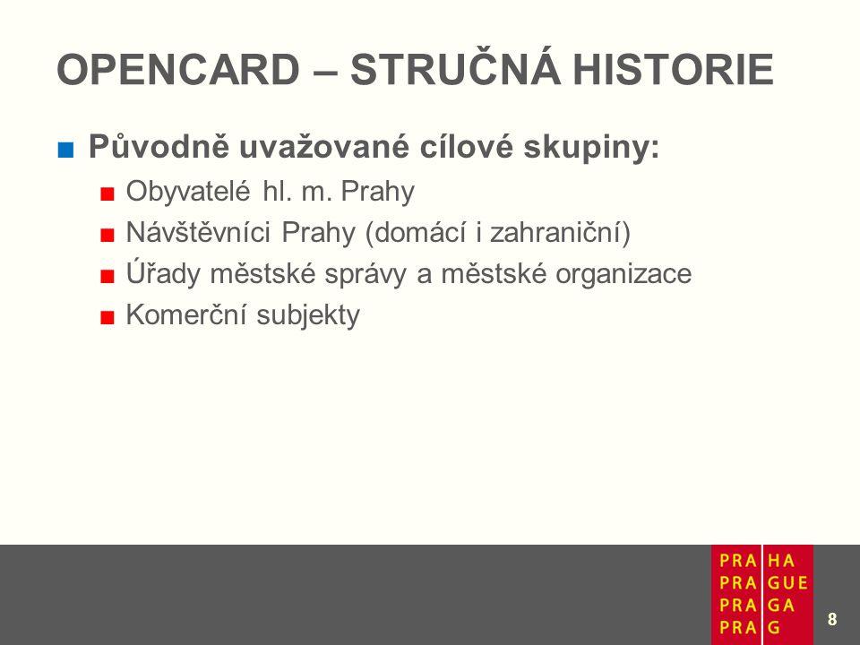 9 ■Aktuální počet vydaných karet: 988 812 ■Počet aktivních kupónů na kartách OC: cca.