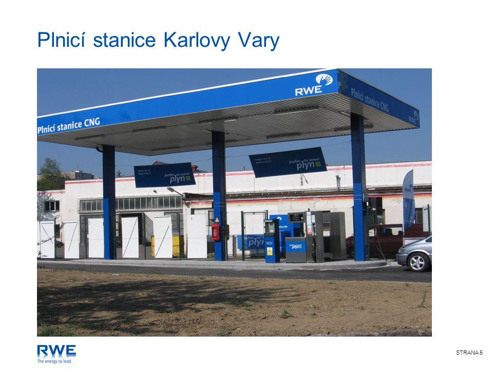 STRANA 6 Plnicí stanice Mladá Boleslav