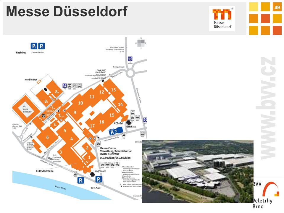 49 Messe Düsseldorf