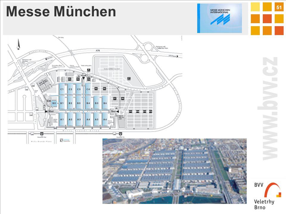 51 Messe München