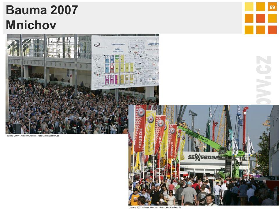 69 Bauma 2007 Mnichov
