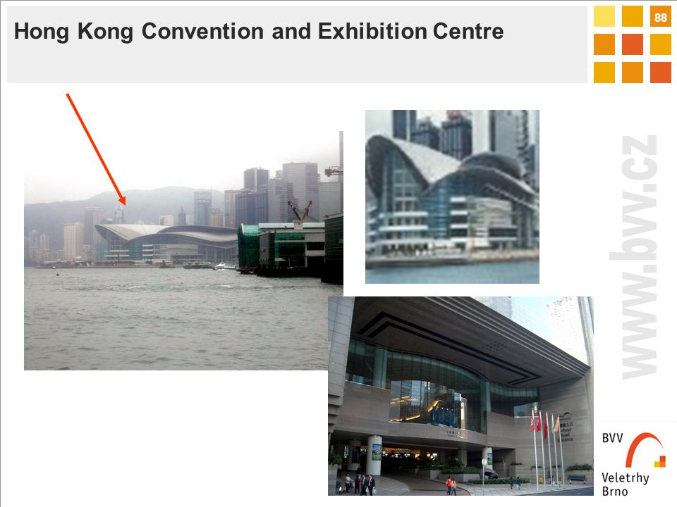 88 Hong Kong Convention and Exhibition Centre