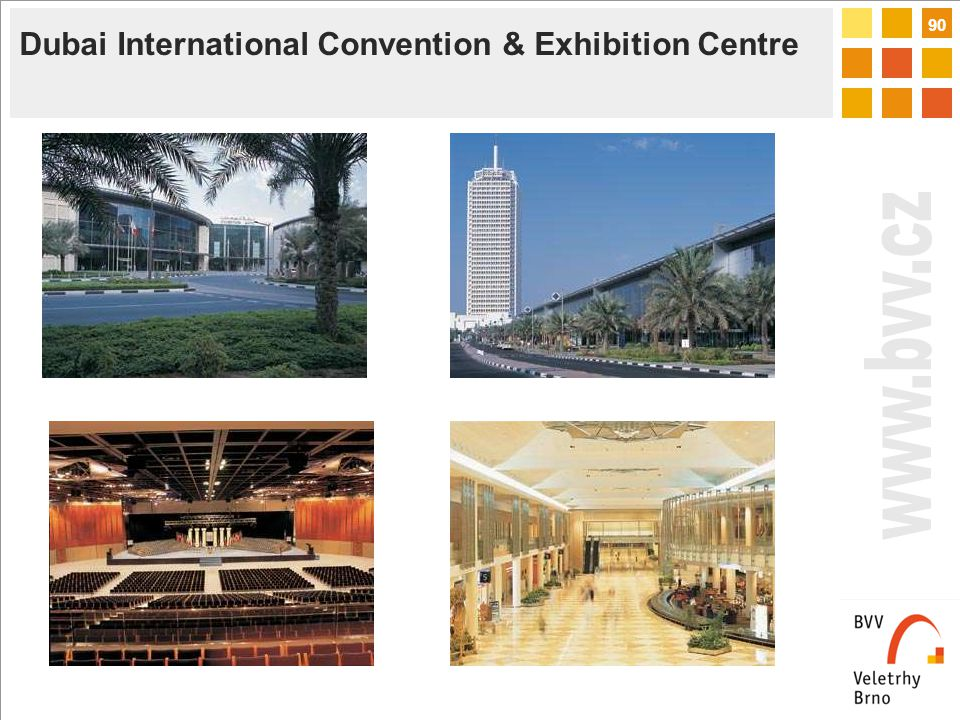 90 Dubai International Convention & Exhibition Centre