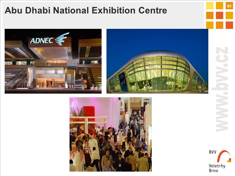91 Abu Dhabi National Exhibition Centre